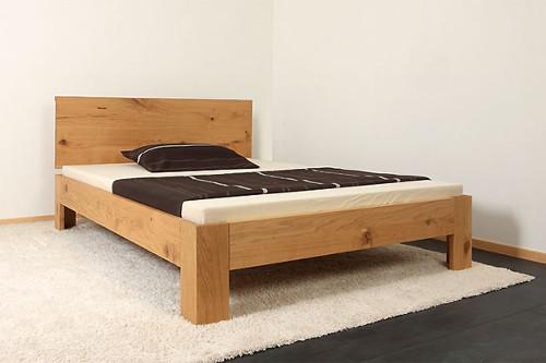 humo design bett cascada massivholz. Black Bedroom Furniture Sets. Home Design Ideas