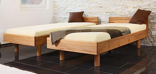 HUMO-Design Bett PLANETA S - Massivholz